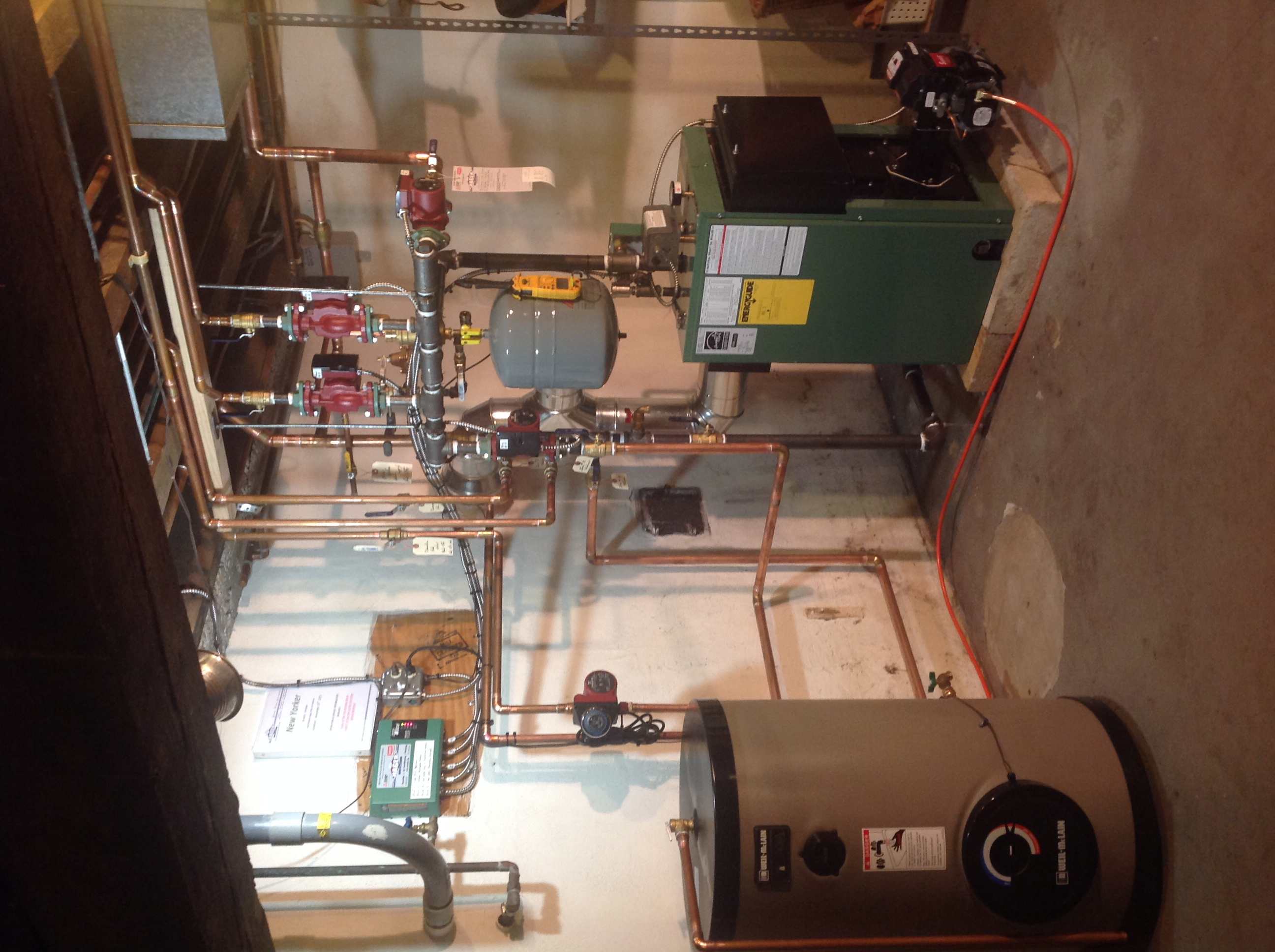 FRHGS2 with indirect hot water Haines 2016