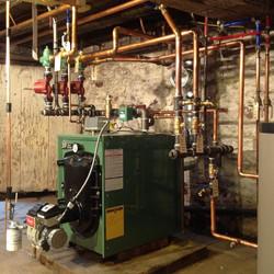 L. Wood boiler 2