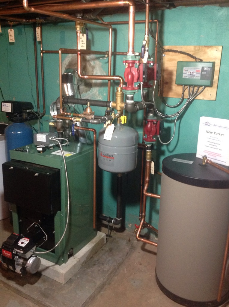 FRHGS1 with indirect hot water Cordero
