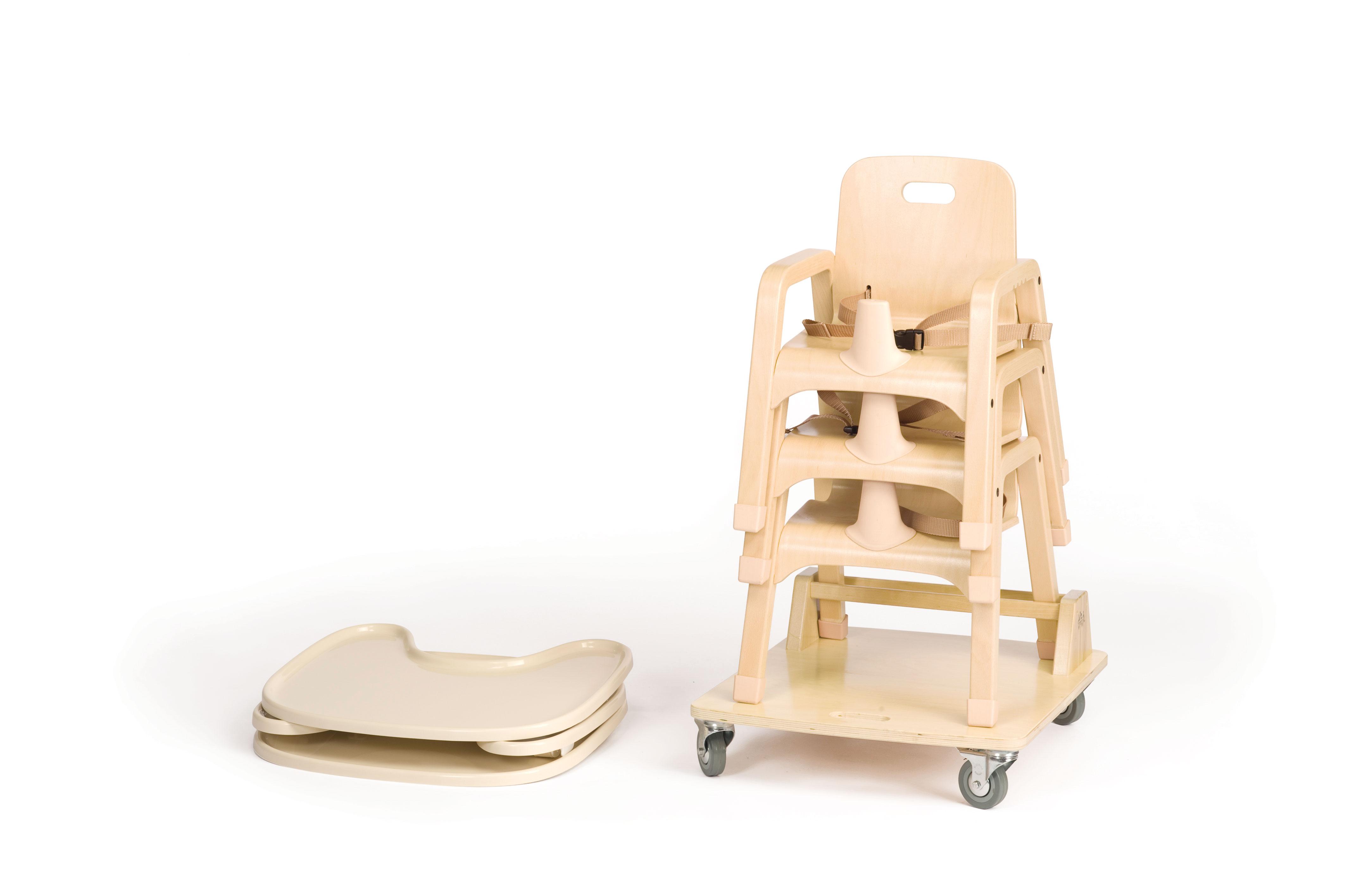 Chariot pour chaises