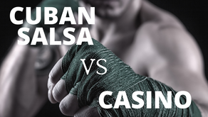 CUBAN SALSA VS CASINO - a dilemma of word choice