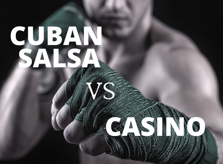 CUBAN SALSA VS CASINO – a dilemma of word choice