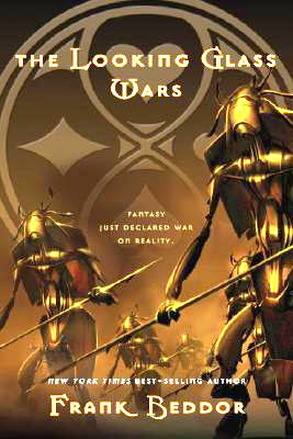 Book Review: The Looking Glass Wars by Frank Beddor