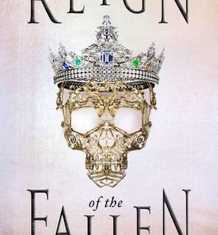 Book Review: Reign of the Fallen by Sarah Glenn Marsh
