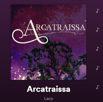 Spotify Playlist: Arcatraissa