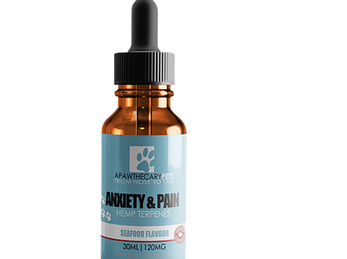 Pet Oral Drops - Seafood Flavour - 30mL