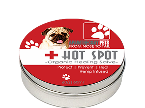 Hot Spot Salve - 60mL - 60g