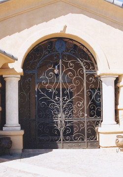 Smokey Robinson's Gate