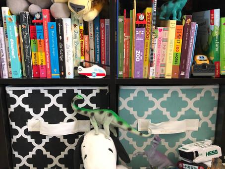 I Love My Dino Books, by Joshua