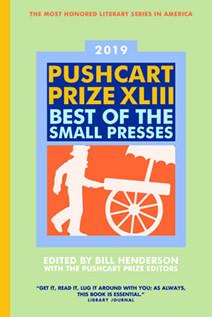 Pushcart Prize Noms!