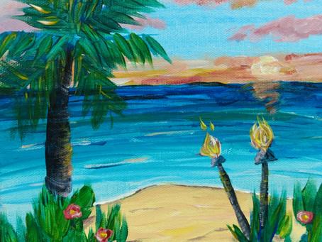 Summer Hunt, by Edward Valladao