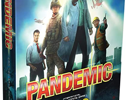 """It's like """"Pandemic: The Board Game,"""" by Liz Dean"""