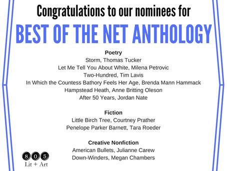 Best of the Net Nominees!