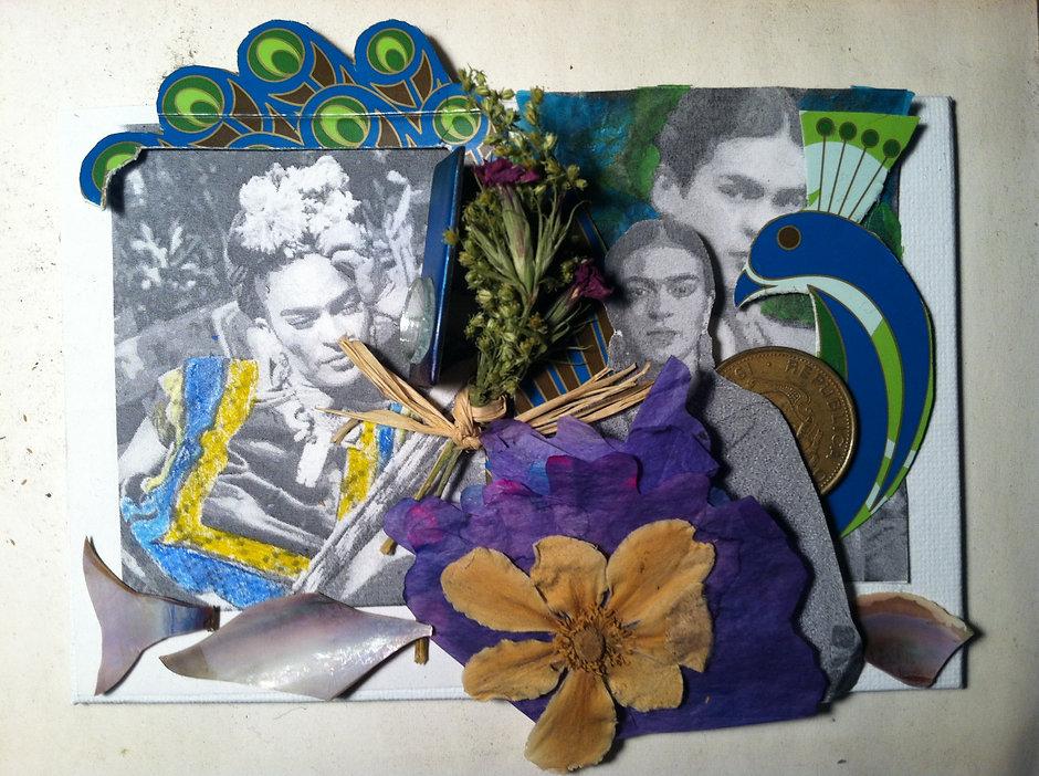 Art-Frida_and_the_peacock.JPG