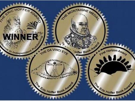 805 Contributor Wins Literary Award