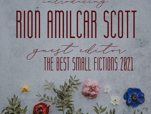 Best Small Fictions Nominations for 2021