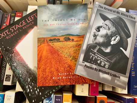 Contributor Poetry Books Published