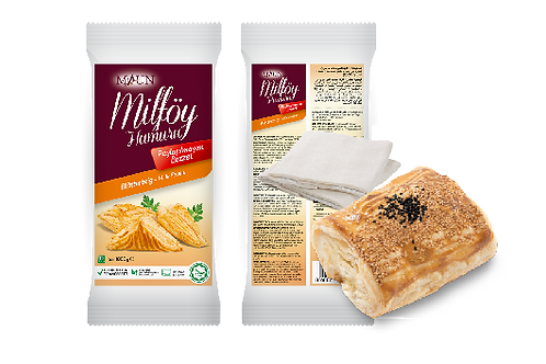 Maun Puff Pastry Dough (Milfoy)