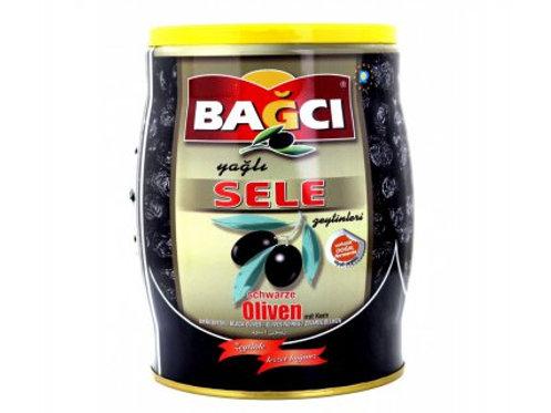 Bagci Sele Black Olives