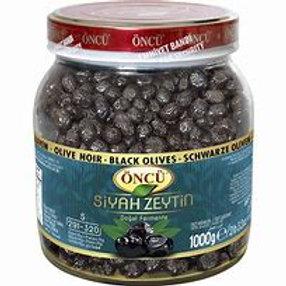 Oncu Black Olives (S) 1000g