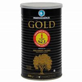 Marmarabirlik Gold XL Natural Black Olives 800G