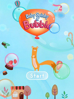 Baby Spinky Bubble