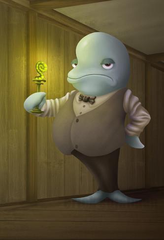 Butler Porpoise