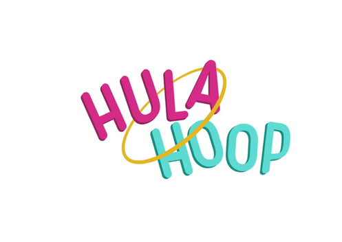 Hula Hoop Title Animation