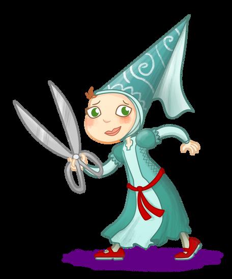 Scissor Princess