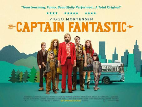 Captain Fantastic Filmini İzlerken...
