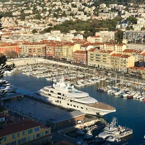 Yachts and Caravans