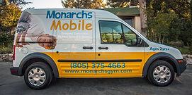Monarchs Mobile Van.jpg
