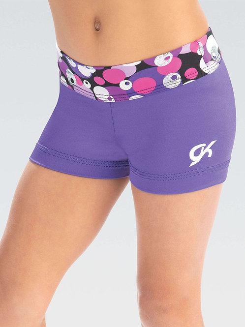 GK Purple Dot Short