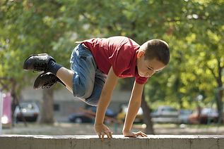 Beginning Parkour in Agoura Hills