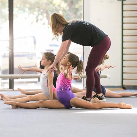 Gymnastics: Start Early, Reap Benefits Later!