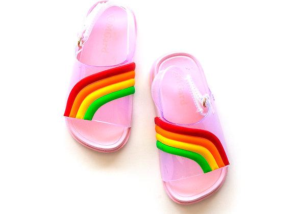 Daring Rainbow Slides