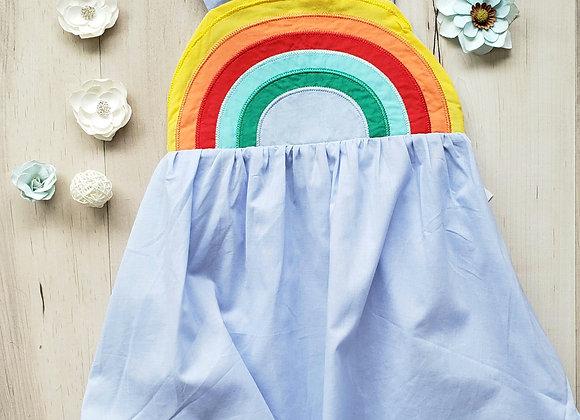 Over The Rainbow Dress (blue)