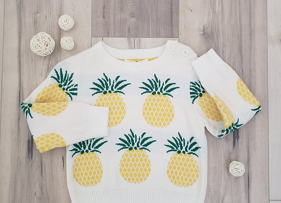 Bunch of Pineapples Sweater