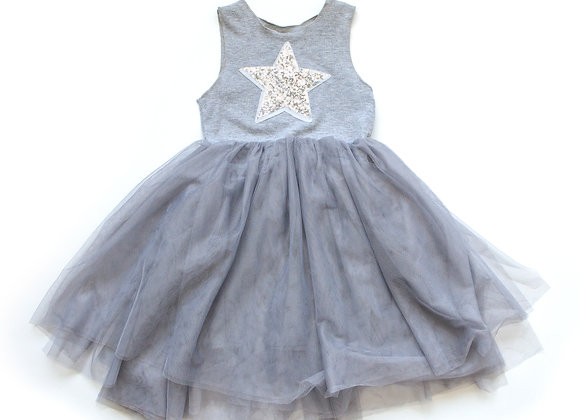 Star Front Dress