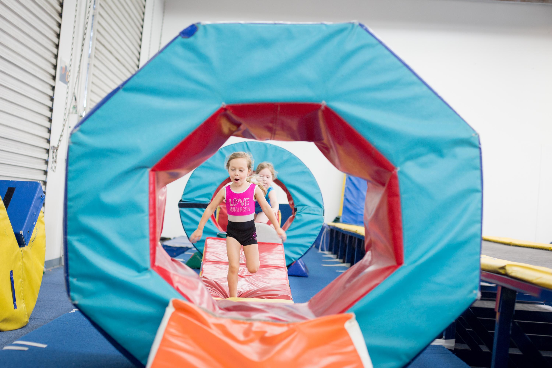 Monarchs Gym Trampoline