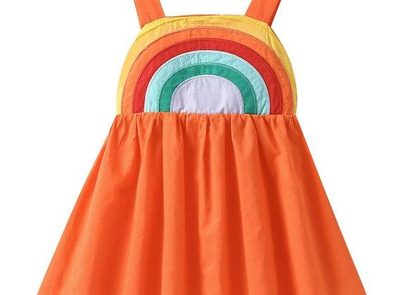 Over The Rainbow Dress (orange)