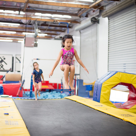 Trampoline Safety: Don't Try This At Home, Kids!