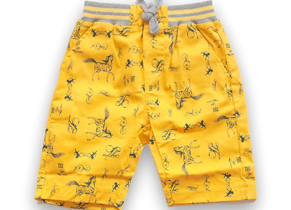 Horsin' Around Swim Trunks