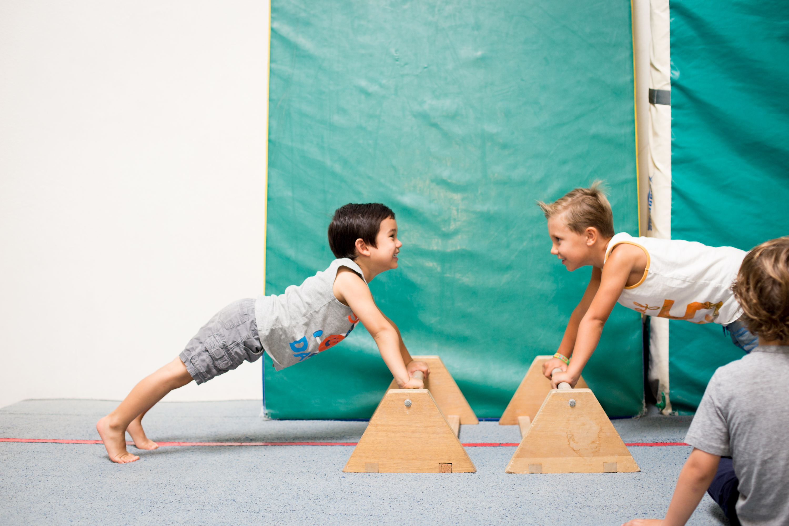 boys ages 4-6 gymnastics classes