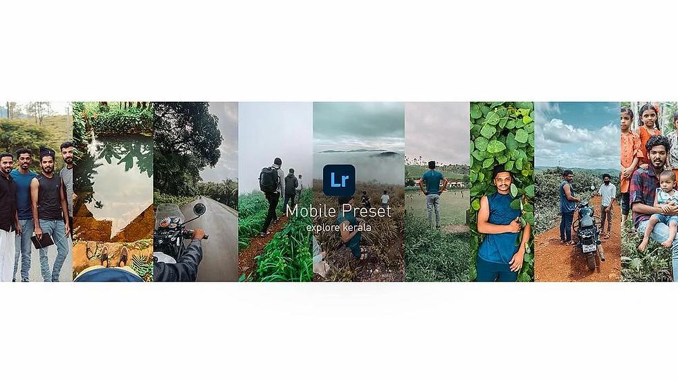 Lightroom Mobile Preset | Explore Kerala