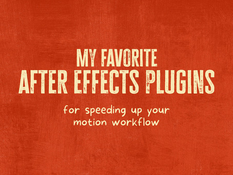 Top 7 Best Plugins for After Effects