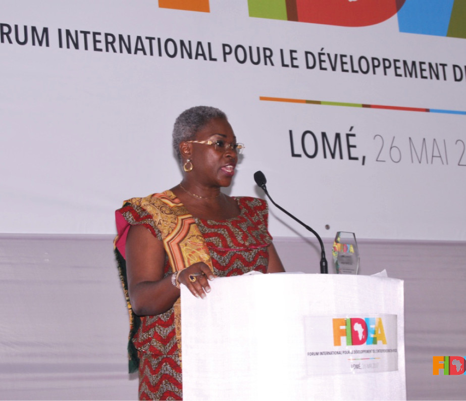 Mme Victoire S. D. TOMEGAH-DOGBE