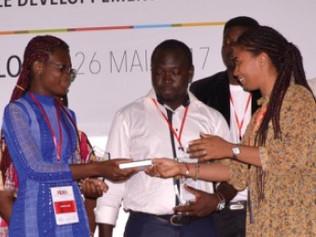 3ème Prix : Akouvi AWOUDJA