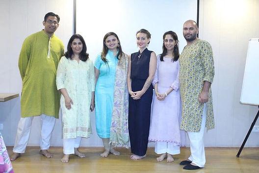 conference delhi troubles alimentaires et yoga