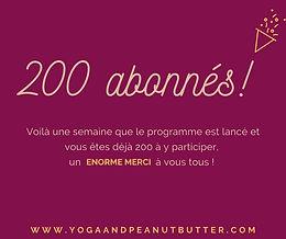 Yoga & Peanut Butter
